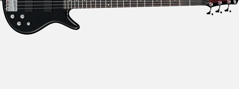 IBANEZ GSR205 BK گیتار بیس