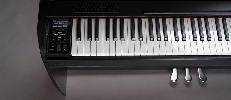 پیانو دیجیتال Dexibell Vivo H3 C B