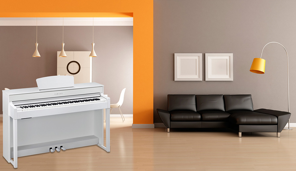 Yamaha CLP-535-R پیانو