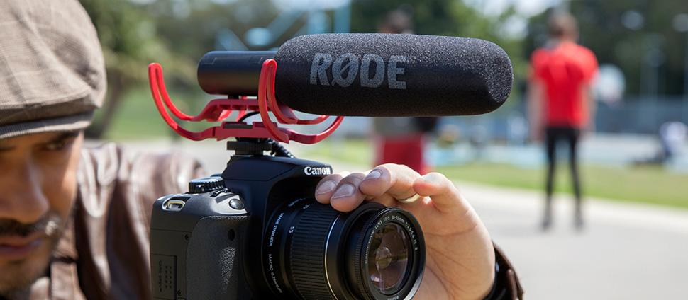 Rode VideoMic میکروفن شات گان