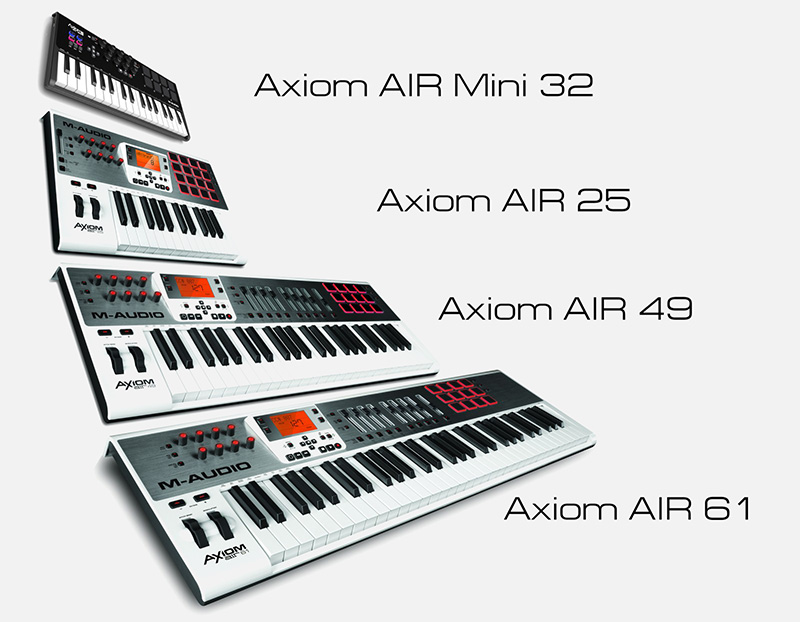 axiom air mini 32 manual