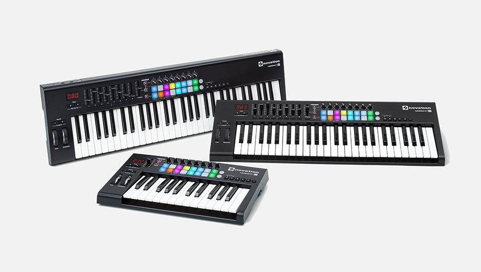 Novation Launchkey 61 MKII میدی کنترلر