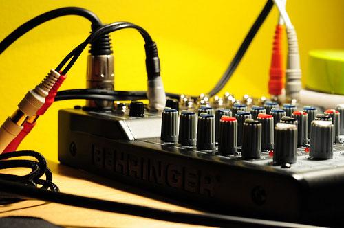 Behringer Xenyx 802 میکسر