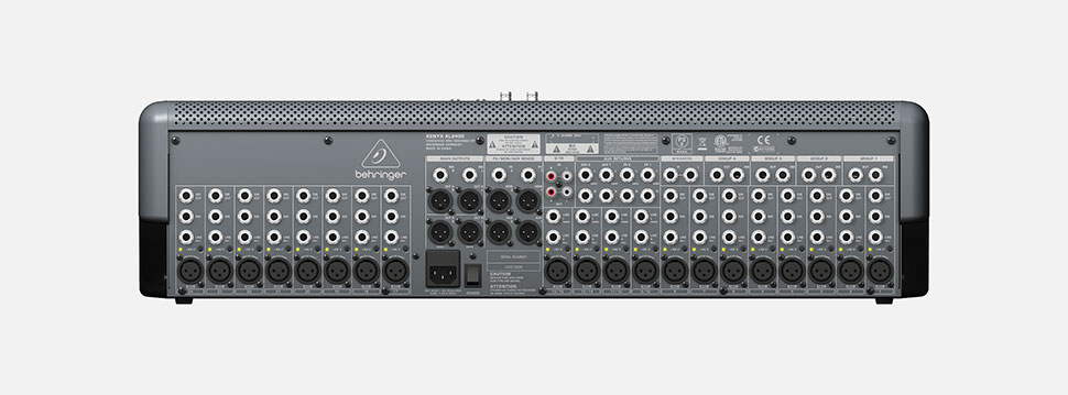 Behringer Xenyx XL2400 میکسر