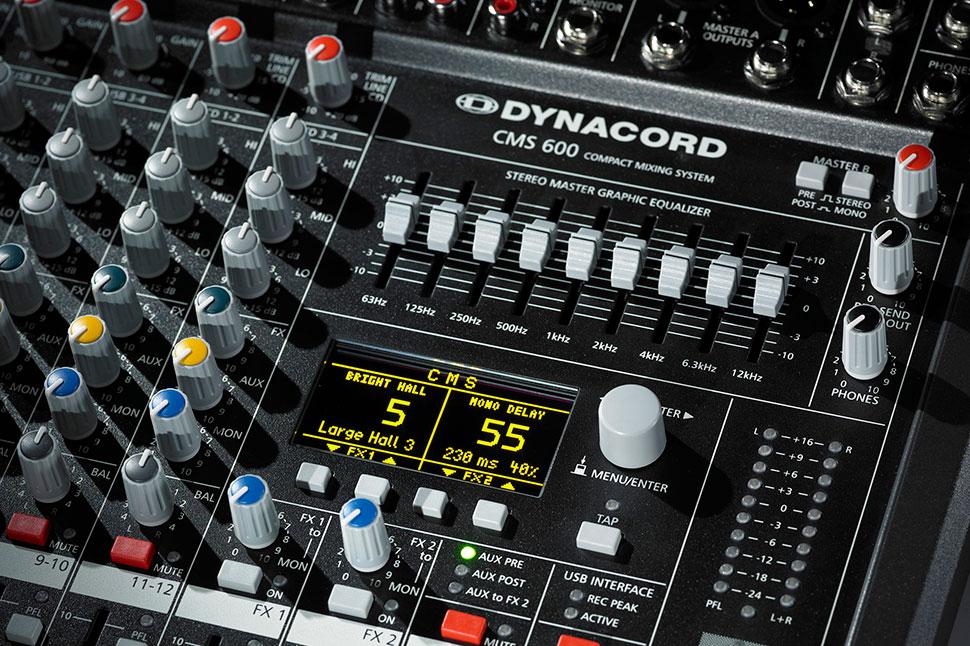 Dynacord CMS 600-3 میکسر