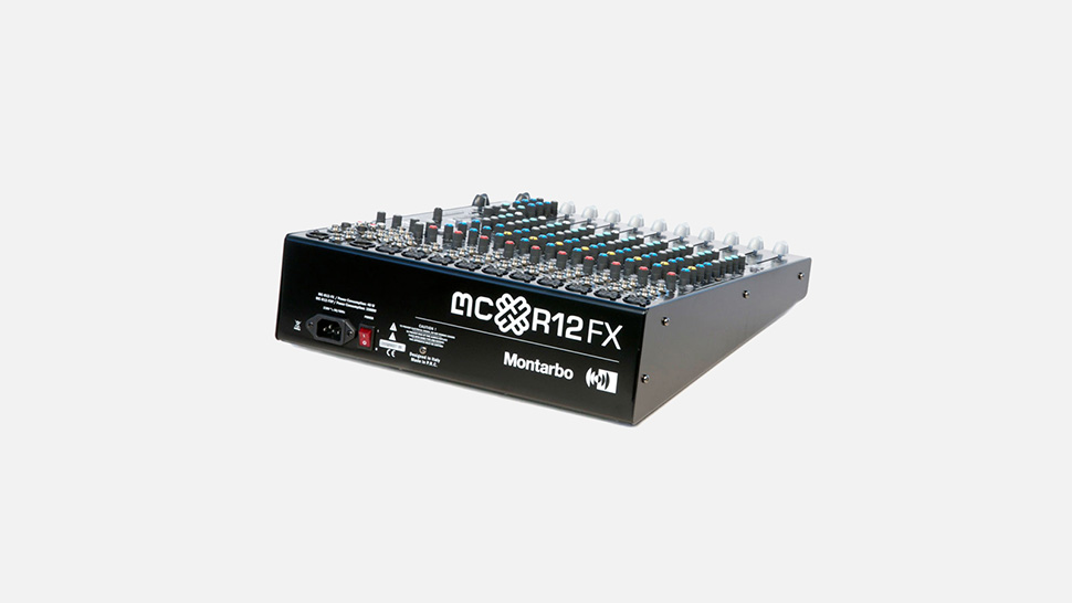 Montarbo MC-R12FX میکسر