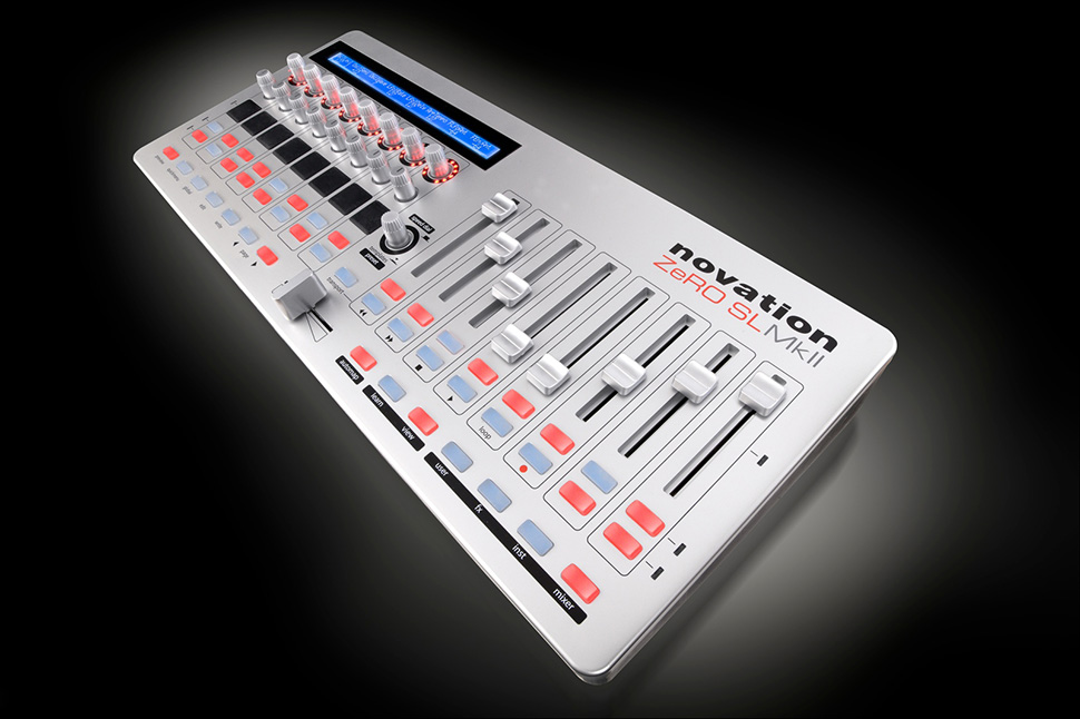 Novation ZeRO SL MKII میکسر