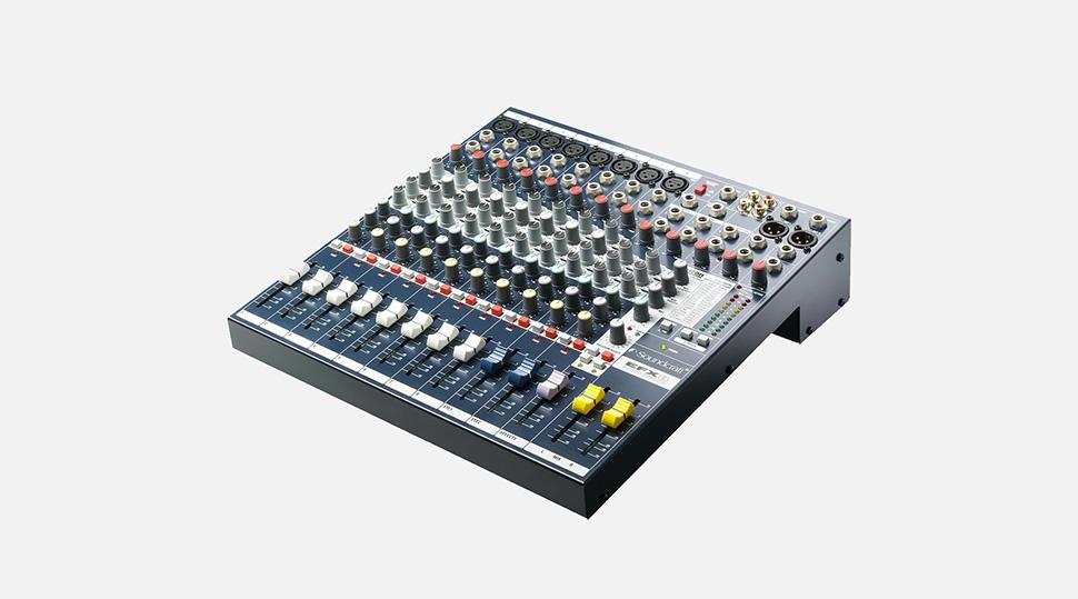 Soundcraft EFX8 میکسر