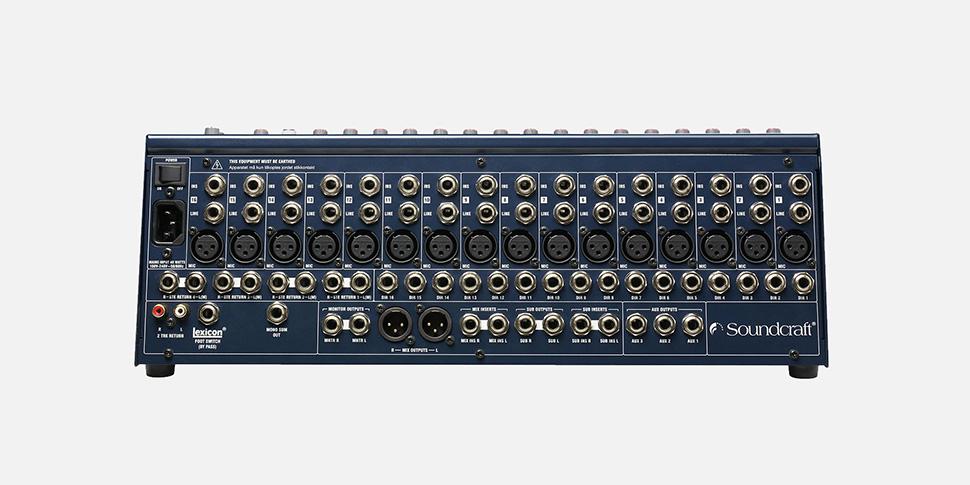 Soundcraft FX16ii میکسر