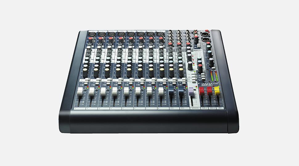 Soundcraft MFXi8 میکسر