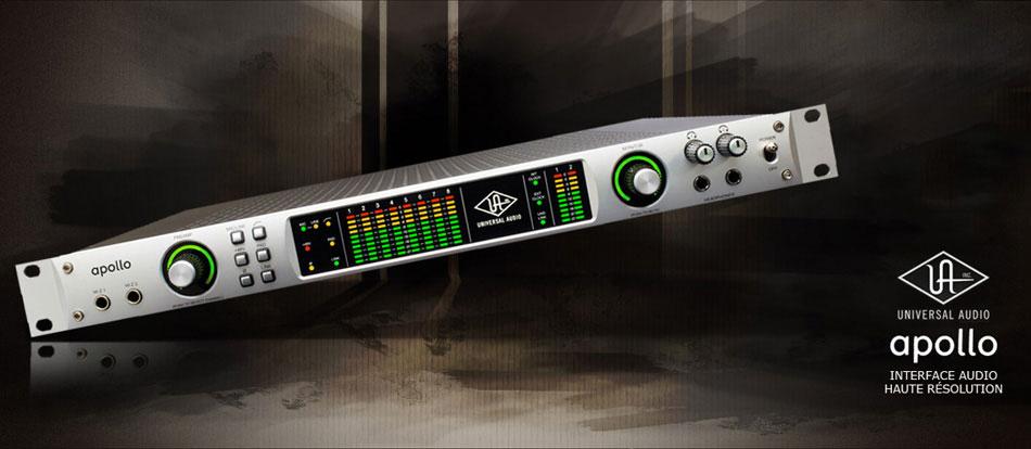 Universal Audio Apollo DUO کارت صدا
