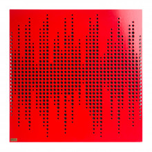 قیمت خرید فروش پنل آکوستیک دکونیک Deconik Athos W Red