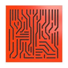 قیمت خرید فروش پنل آکوستیک دکونیک Deconik Azteka W Bass Trap Red