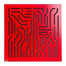 قیمت خرید فروش پنل آکوستیک دکونیک Deconik Azteka W Red