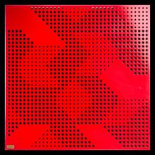 قیمت خرید فروش پنل آکوستیک دکونیک Deconik Komodo W Red