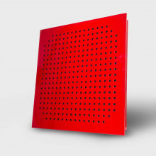 قیمت خرید فروش پنل آکوستیک دکونیک Deconik Square Tile 60 Red