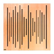 قیمت خرید فروش پنل آکوستیک دکونیک Deconik Wave Wood Absorption LightBrown