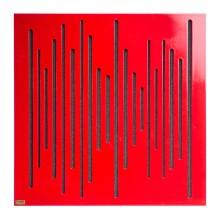 قیمت خرید فروش پنل آکوستیک دکونیک Deconik Wave Wood Absorption Red