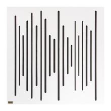 قیمت خرید فروش پنل آکوستیک دکونیک Deconik Wave Wood Absorption White