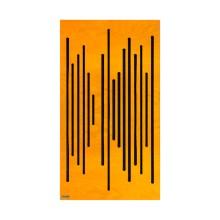 قیمت خرید فروش پنل آکوستیک دکونیک Deconik Wave Wood Alpha Bass Trap Cherry