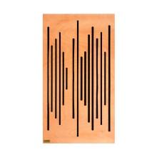 قیمت خرید فروش پنل آکوستیک دکونیک Deconik Wave Wood Alpha Bass Trap Light Brown