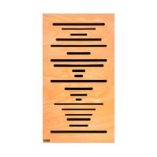 قیمت خرید فروش پنل آکوستیک دکونیک Deconik Wave Wood Bass Trap-Light-Brown