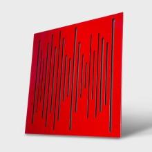 قیمت خرید فروش پنل آکوستیک دکونیک Deconik Wave Wood Diffuser Red
