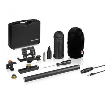 میکروفن شات گان بیرداینامیک BeyerDynamic MCE 85 BA Full Camera Kit