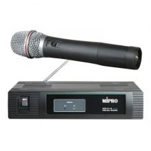 قیمت خرید فروش میکروفن بیسیم دستی با فرکانس ثابت مایپرو MIPRO MR515/MH203A