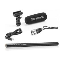 قیمت خرید فروش میکروفن شات گان سارامونیک Saramonic SR-TM7