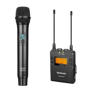 میکروفن بیسیم سارامونیک Saramonic UwMic9 Kit 4 TX9 + HU9