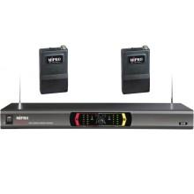 قیمت خرید فروش میکروفن بیسیم مایپرو MIPRO MR-123-MT-103 x2