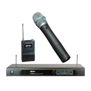 میکروفن بیسیم مایپرو MIPRO MR-823-MT-801-MH-801