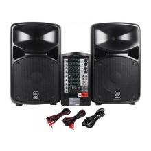قیمت خرید فروش اسپیکر | باند اکتیو یاماها Yamaha StagePas 600i