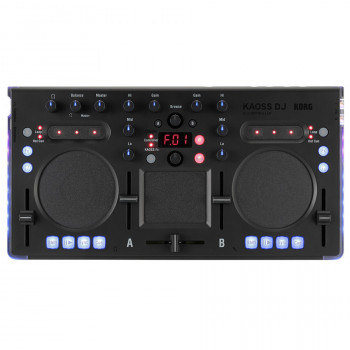 دی جی کنترلر کرگ KORG Kaoss DJ