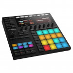دی جی کنترلر نیتیو اینسرومنت Native Instruments Maschine MK3 Black