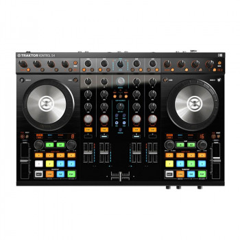 دی جی کنترلر نیتیو اینسرومنت Native Instruments Traktor S4 MK2