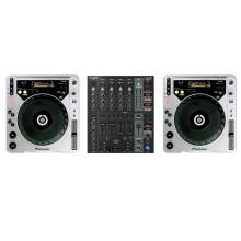 قیمت خرید فروش ست دی جی پایونیر Pioneer CDJ-800 DJ Set