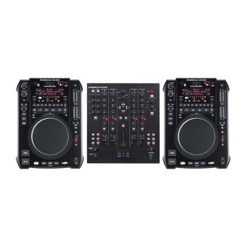 ست دی جی آمریکن دی جی American DJ Radius 3000 SET