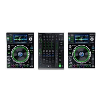 ست دی جی دنون Denon DJ SC5000 + X1800 Prime Set