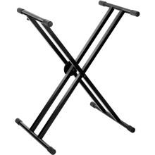 قیمت خرید فروش پایه کیبورد تی ام گروپ TM Group Double Cross Keyboard Stand Black