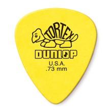 قیمت خرید فروش پیک گیتار دانلوپ Dunlop 418R 0.73mm Tortex Standard Yellow Guitar Pick