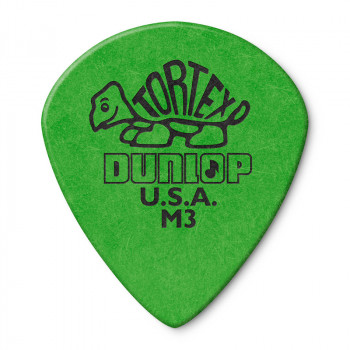 پیک گیتار دانلوپ Dunlop 472RM3 Tortex Jazz III Guitar Pick