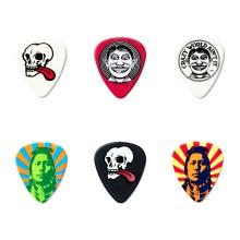 قیمت خرید فروش پیک گیتار دانلوپ Dunlop Van Hammersveld Pick TIN Johnny Face JVHPT01M