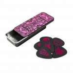پیک گیتار دانلوپ Dunlop ILDCT02 I Love Dust Magenta Pick Tin plectrum