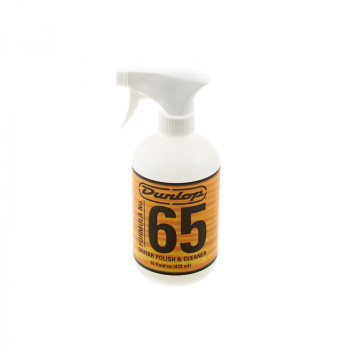پولیش گیتار دانلوپ Dunlop Formula No. 65 Guitar Polish & Cleaner 472 ml