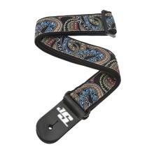 قیمت خرید فروش بند گیتار داداریو D'Addario  Joe Satriani Guitar Strap Snakes Mosaic
