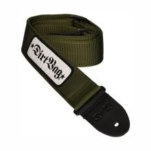 قیمت خرید فروش بند گیتار دانلوپ Dunlop DRB-S02OL Dirtbag Punk Olive Guitar Strap