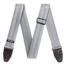 قیمت خرید فروش بند گیتار دانلوپ Dunlop Deluxe Seatbelt Grey Strap DST7001GY