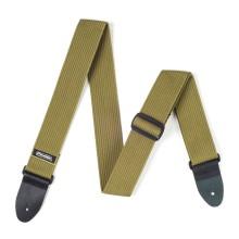 قیمت خرید فروش بند گیتار دانلوپ Dunlop Ribbed Cotton Starp Olive Green D27-01OL